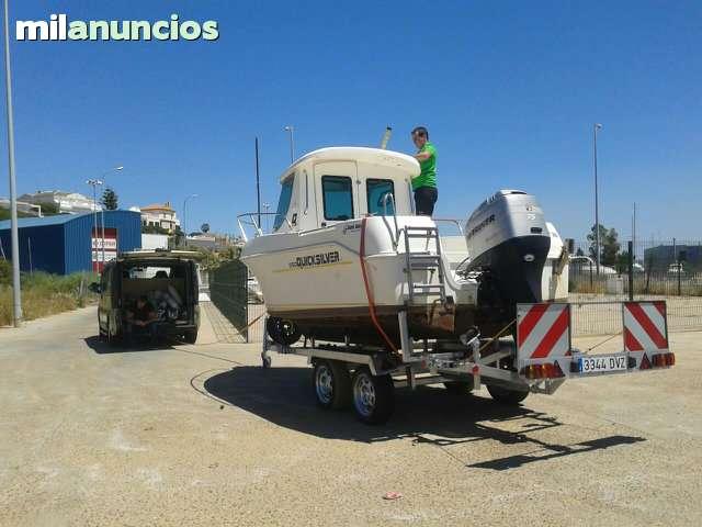 TRANSPORTE DE BARCOS LANCHAS - foto 3