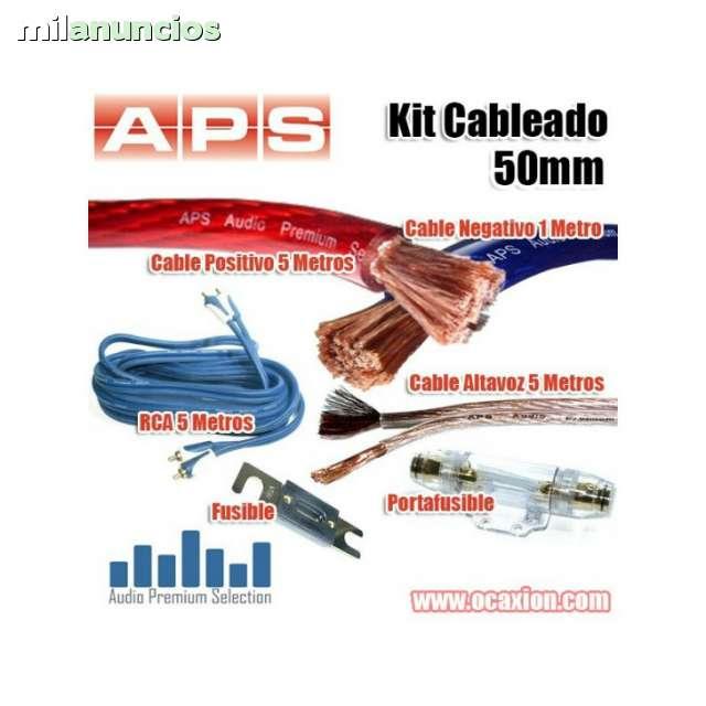KIT CABLEADO APS 50 MM