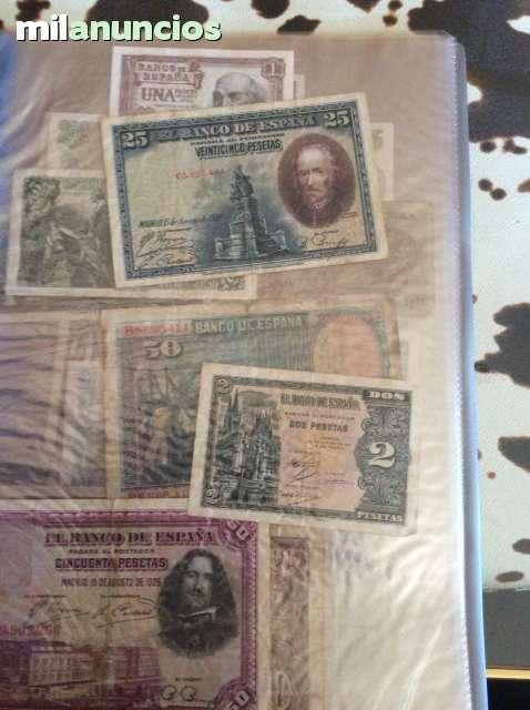 Se Vende Colección De Monedas Y Billetes
