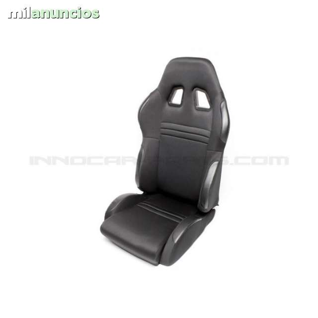 ASIENTO DEPORTIVO SEMI BAQUET RECLINABLE