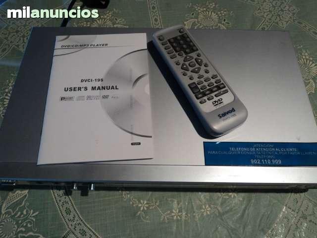 REPRODUCTOR DVD + KARAOKE - foto 2