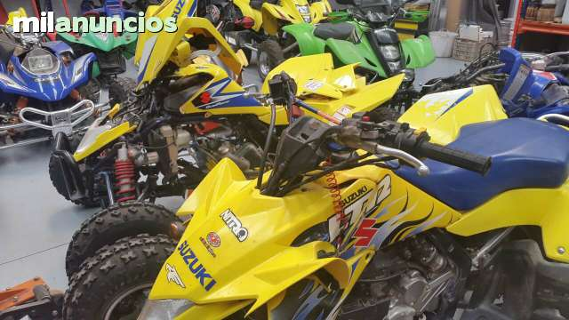 RECAMBIOS SUZUKI - LTR 450 - foto 1