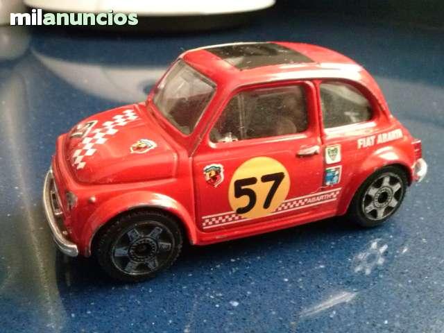 F Mondo ® City coche modelo Fiat pickup strada rojo negro scale 1:43 metal