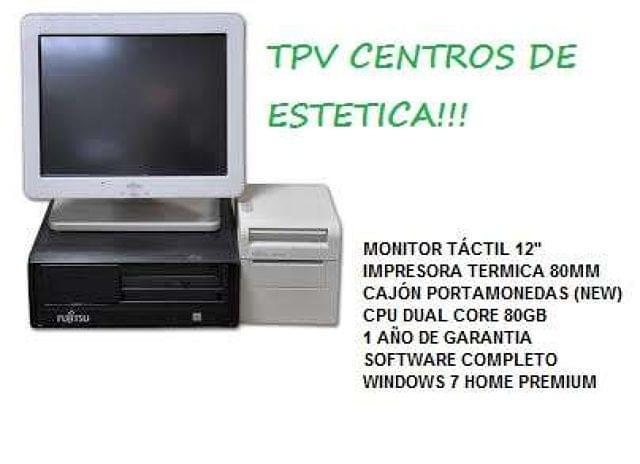 TPV CENTROS DE ESTETICA
