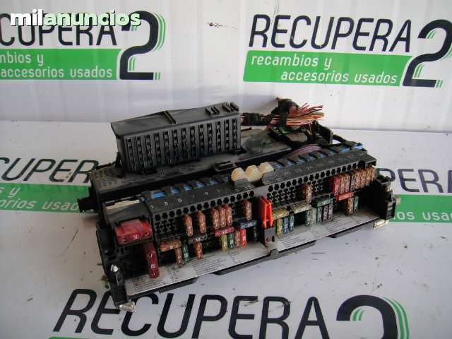 Vendo Modulo Bsi Caja Fusibles Bmw E46