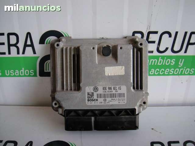 VENDO ECU MOTOR 1. 9TDI BXE - BKC 105CV