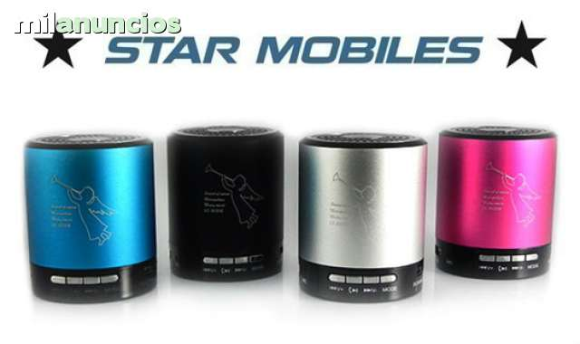 ALTAVOZ BLUETOOTH MICRO SD USB 2020Q