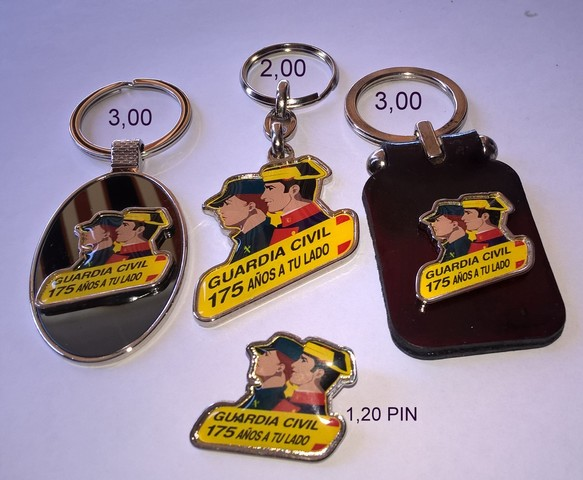 Guardia Civil Encendedore Star Coleccion