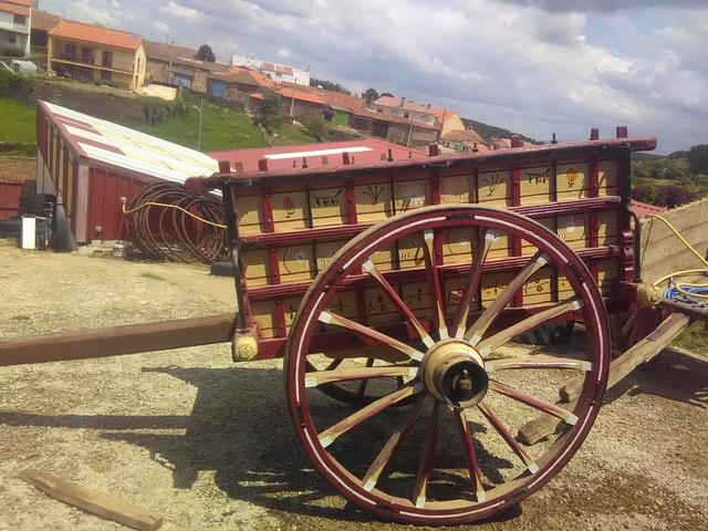 Vendo Carros Antiguos De Madera