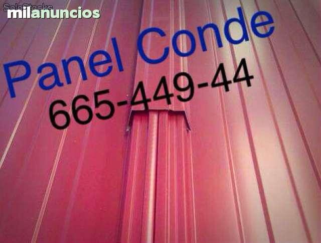 EL MEJOR PRECIO PANEL SANDWICH CALIDAD
