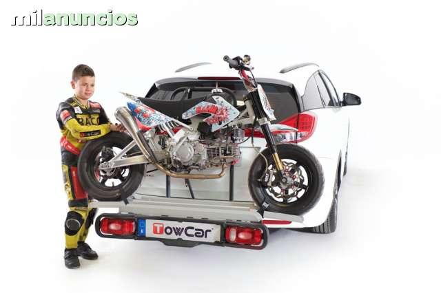 PORTAMOTOS CROSS TOW CAR