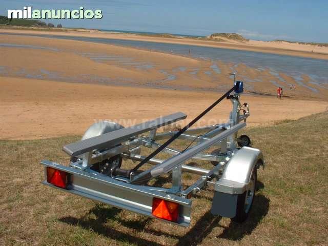 REMOLQUES PARA MOTOS DE AGUA - foto 2