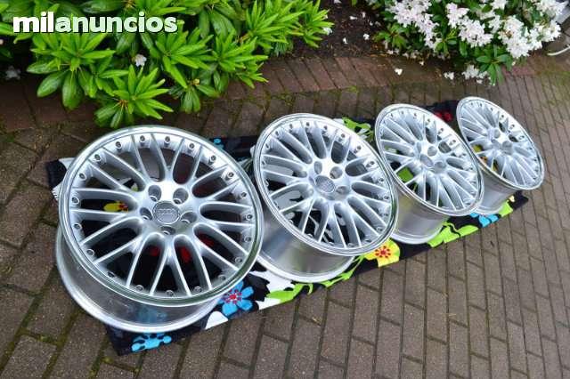 LLANTAS BBS 19 AUDI, SEAT, VW, SKODA