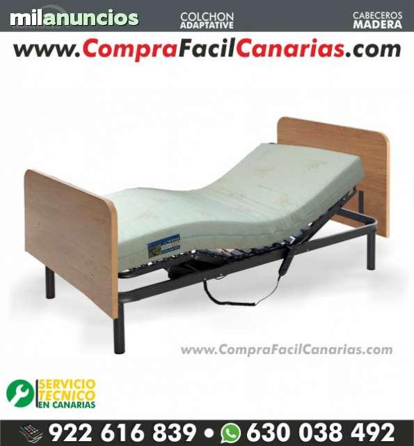ARTICULADA CABECEROS COLCHON 90X190