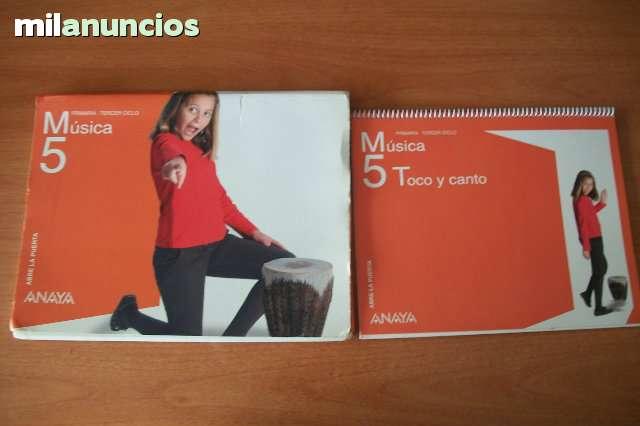 VENDO CUADERNO DE MUSICA - foto 1