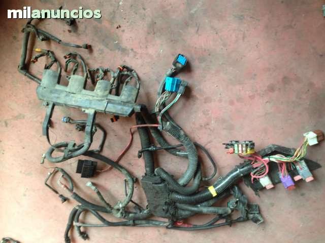 INSTALACION ELECTRICA MOTOR G9T