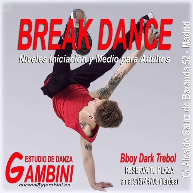 BREAK DANCE PARA ADULTOS - foto 1