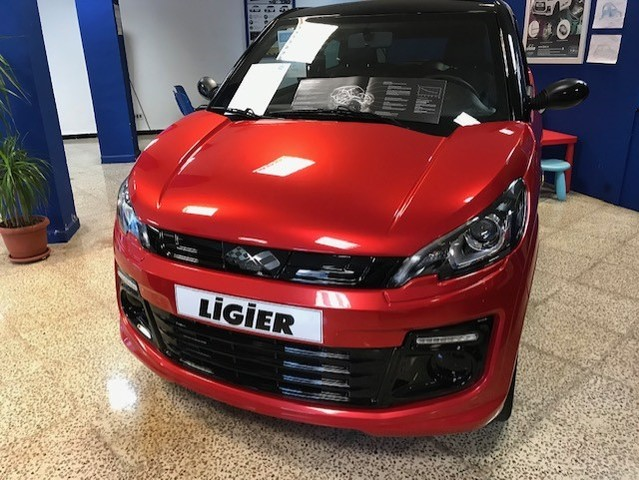 LIGIER - JS 50 L PROGRESS