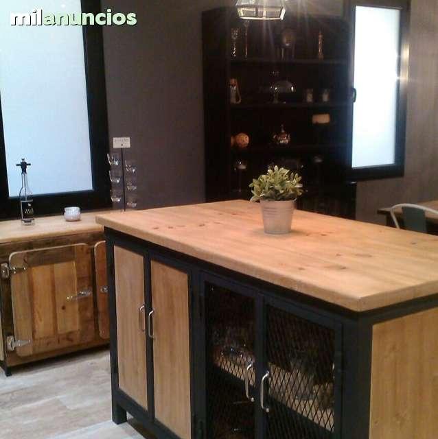 MIL ANUNCIOS.COM - Isla cocina estilo industrial