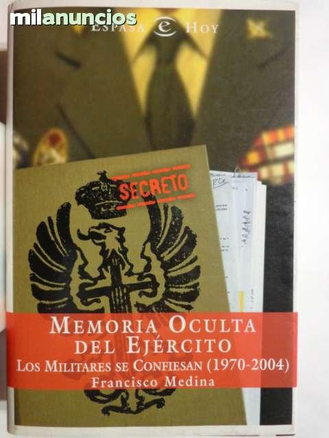 MEMORIA OCULTA DEL EJERCITO - foto 1