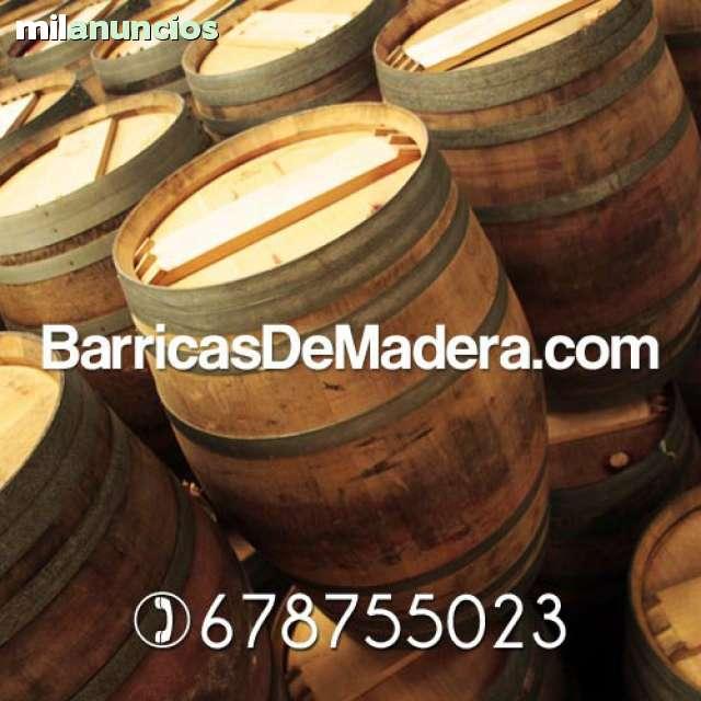 BARRICAS TONELES CUBAS BARRILES ROBLE