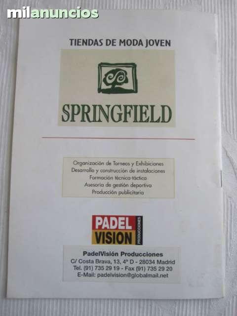 ANTIGUO REGLAMENTO DE PADEL - foto 6