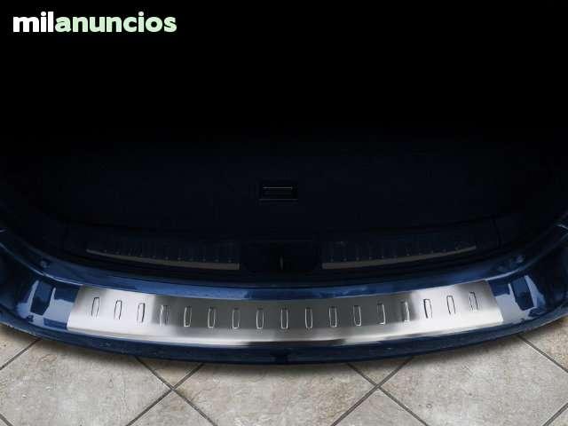 Protector de parachoques-lámina Toyota Avensis combi