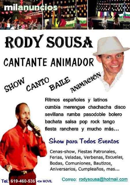 CANTANTE FIESTAS ANIMADOR (TODA ESPAÑA) - foto 2