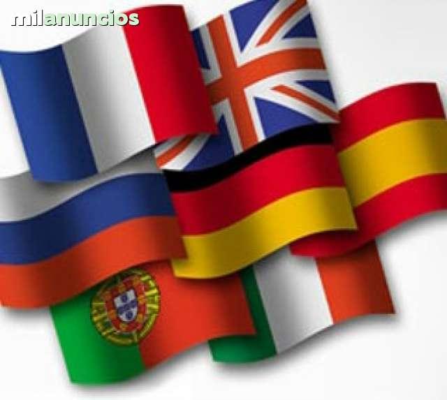 TRADUCTOR: INGLES, FRANCES, ALEMAN, PORTUGUE
