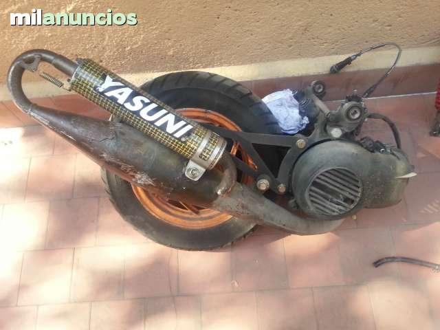 MOTOR DE YAMAHA JOG Y ESCAPE CONPETICION