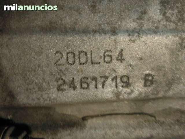 CAJA DE CAMBIOS  CITROEN PICASO AÑO 2000 - foto 2