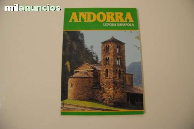 ANDORRA, LENGUA ESPAÑOLA