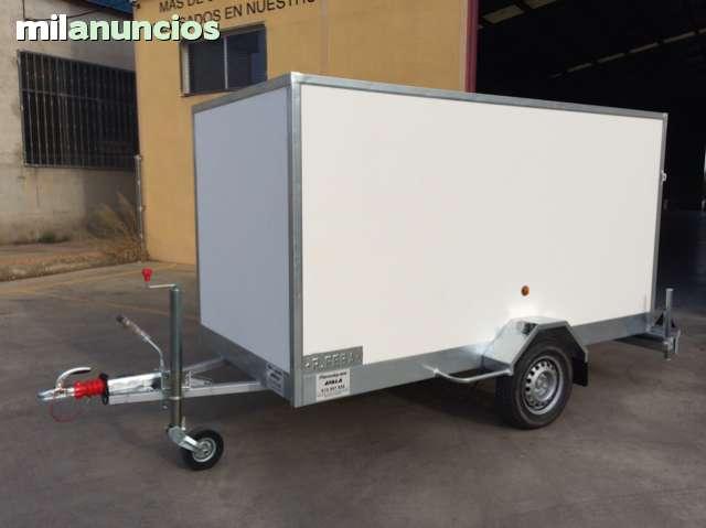 FURGON CERRADO 3, 00 X 1, 40 X 1, 50 METROS
