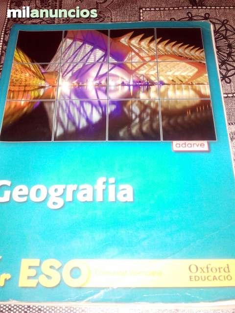 Mil Anuncios Com Libro Texto Geografia 3 Eso Oxford Segunda Mano Y Anuncios Clasificados