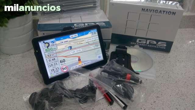 NAVEGADOR GPS 7 CAMION ADR