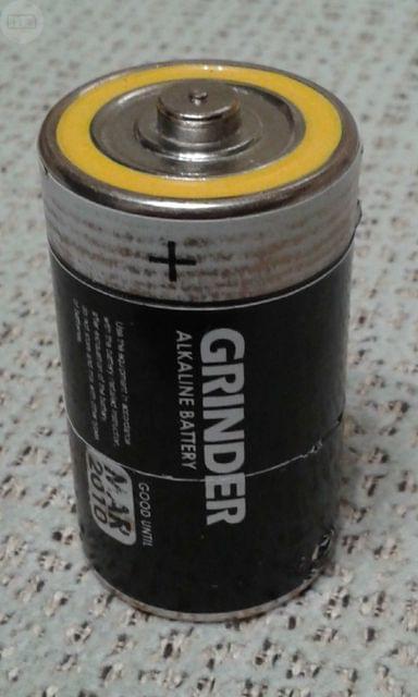 Grinder Aluminio Con Polinizador 10E