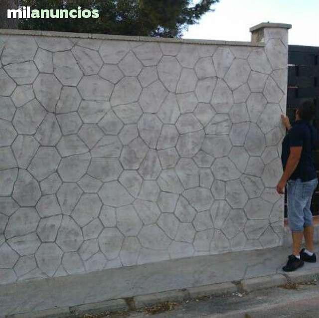 HORMIGON IMPRESO Y PULIDO ALBACETE - foto 7