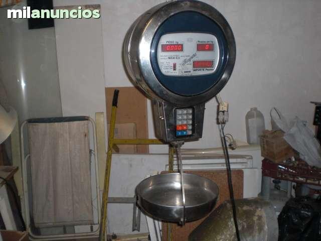 BALANZA ELECTRÓNICA COLGANTE MAGRIÑÁ