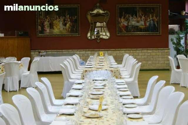 ALQUILER SILLAS MESAS COMUNIONES BODAS - foto 3