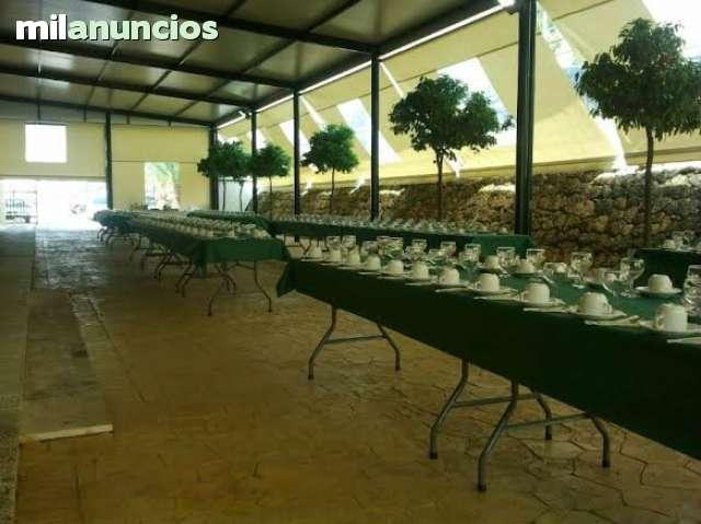 ALQUILER SILLAS MESAS COMUNIONES BODAS - foto 4