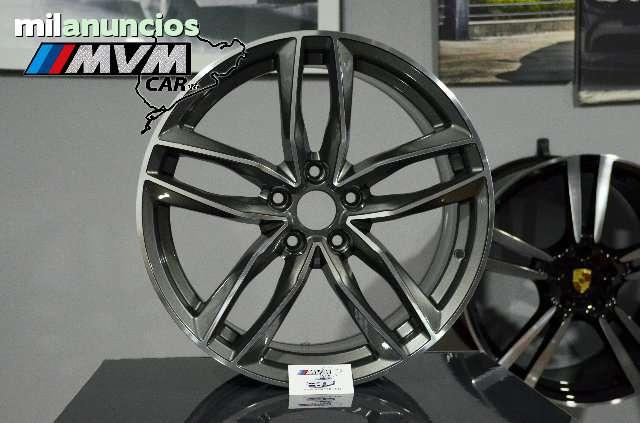 4 LLANTAS AUDI MODELO RS6 2015