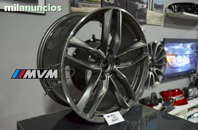 JUEGO DE LLANTAS AUDI RS6 2015 18