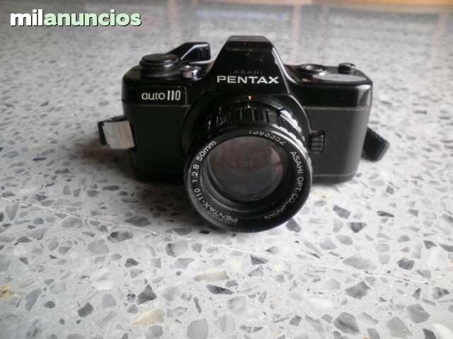 CAMARA PENTAX-110 Y 3 OBJETIVOS 18-24-50