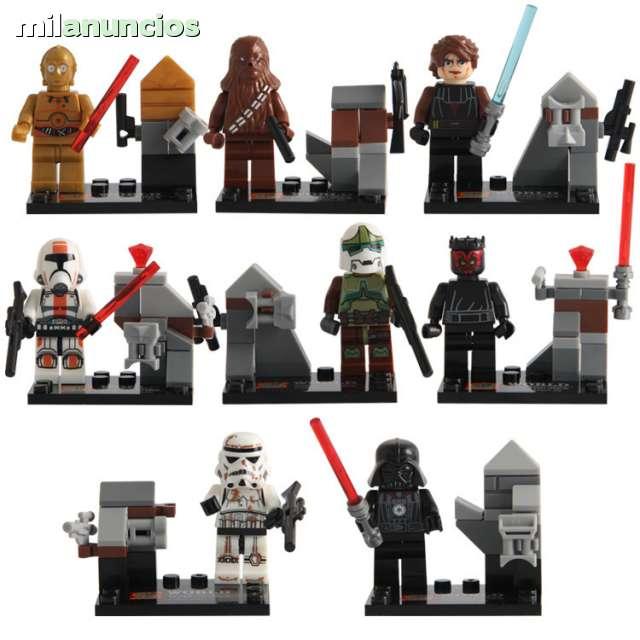 Lego Wars Figuras Segunda Y Star Anuncios com Mano Mil Anuncios 4L3Rj5A