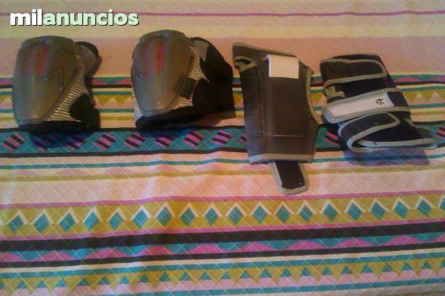Protectores Skate