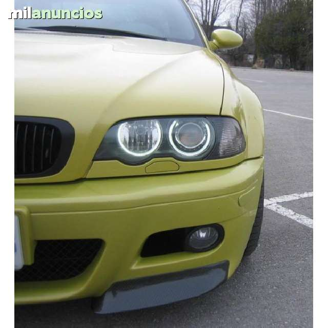 SPLITTERS DELANTERO CARBONO BMW M3 E46