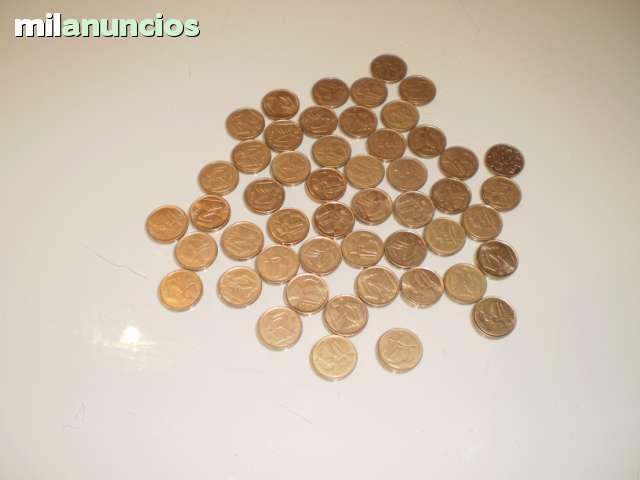 34 Monedas 5 Pesetas Coleccionismo