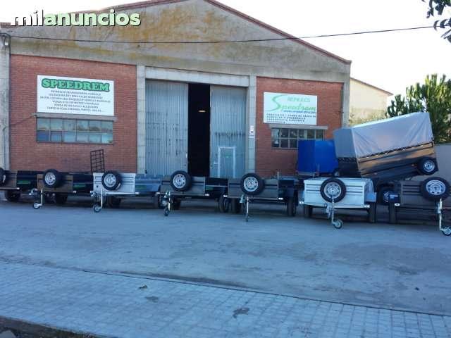 SPEEDREMARTES. COM , VENTA DE REMOLQUES! - foto 6