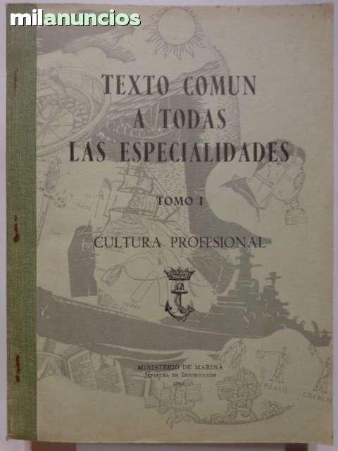 TEXTO COMUN – CULTURA PROFESIONAL - foto 1