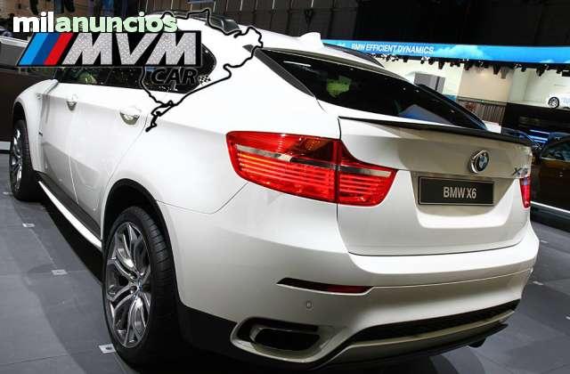 ALERON TRASERO BMW X6 E71 ABS